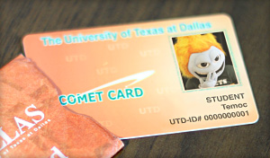 photo of Temoc's Comet Card
